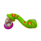 TWISTY SHAPE RATTLE