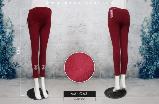 QUẦN LEGGING COTTON Q63L